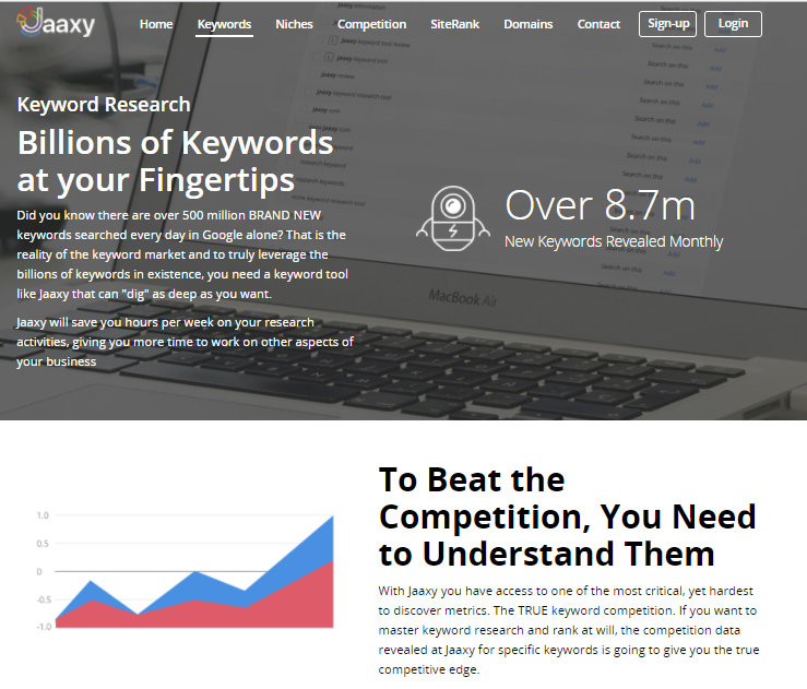 My Jaaxy Keyword Tool Review