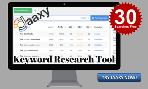 Jaaxy Keyword Tool Review For 2018