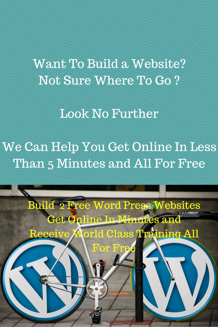 build me a website for free