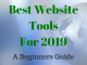 Best Website Tools For 2019