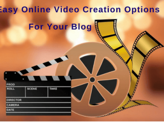 Easy Online Video Creation Options