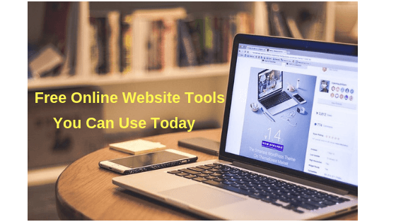 Free Online Website Tools