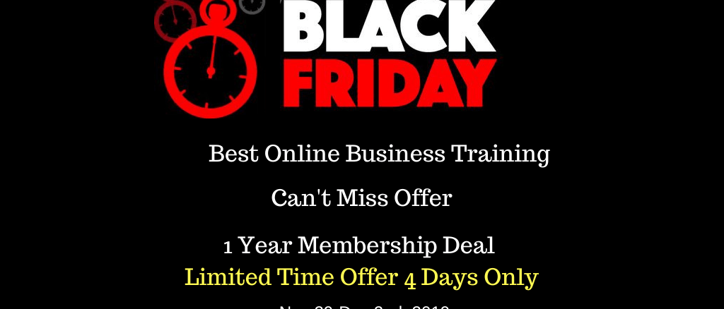 Best Black Friday Deals Of 2020.Black Friday Best Affiliate Marketing Deal 2020 Webincome4me