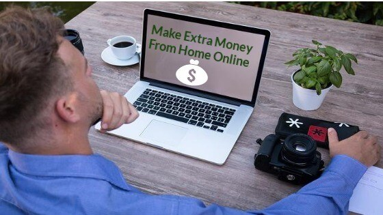 How to make extra money from home online