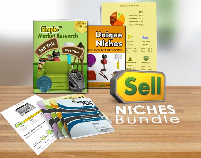 Sell Niches What To Sell Online